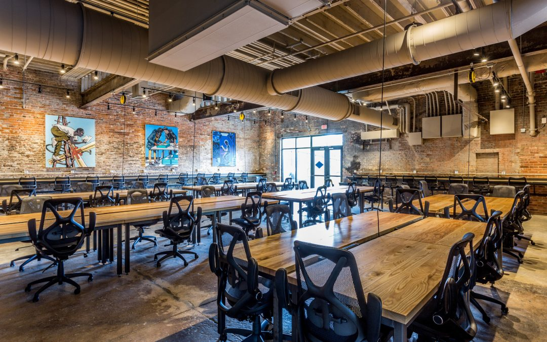 Raleigh's Transfer Co. Launches Coworking Space for Fledgling Startups